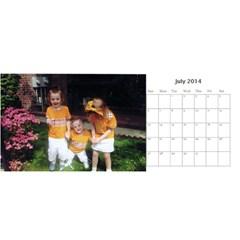 Miri Calender By Suri   Desktop Calendar 11  X 5    100r0938rj12   Www Artscow Com Jul 2014