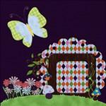 Wonderland - ScrapBook Page 12  x 12