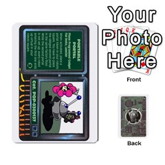 Roborally Options By Steve   Playing Cards 54 Designs   8rrza3x47itw   Www Artscow Com Front - Heart10