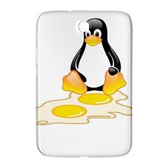 Linux Tux Penguin Birth Samsung Galaxy Note 8 0 N5100 Hardshell Case  by youshidesign
