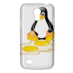 Linux Tux Penguin Birth Samsung Galaxy S4 Mini (gt I9190) Hardshell Case  by youshidesign