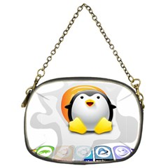 Linux Versions Chain Purse (one Side) by youshidesign