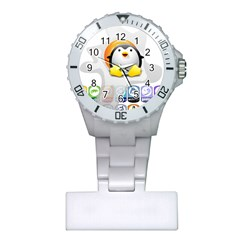 Linux Versions Nurses Watch by youshidesign