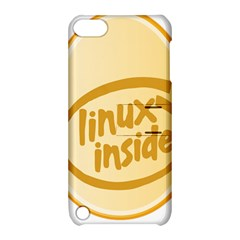Linux Inside Egg Apple Ipod Touch 5 Hardshell Case With Stand by youshidesign