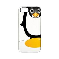 Linux Tux Pengion Oops Apple Iphone 5 Classic Hardshell Case (pc+silicone) by youshidesign