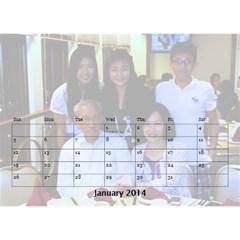 Grandpa By Sylvania   Desktop Calendar 8 5  X 6    2l3fczo4ztcu   Www Artscow Com Jan 2014