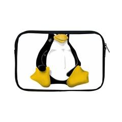 Linux Tux Contra Sit Apple Ipad Mini Zippered Sleeve by youshidesign