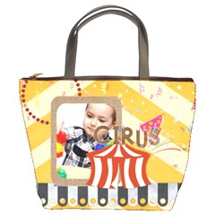 Kids By Kids   Bucket Bag   4c67ovxwxdr6   Www Artscow Com Front