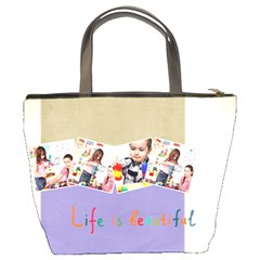 Kids By Kids   Bucket Bag   Abzcc6uacxfj   Www Artscow Com Back