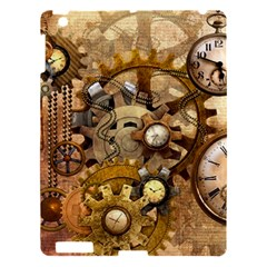 Steampunk Apple Ipad 3/4 Hardshell Case by Ancello