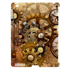 Steampunk Apple Ipad 3/4 Hardshell Case (compatible With Smart Cover) by Ancello