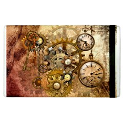 Steampunk Apple Ipad 3/4 Flip Case by Ancello