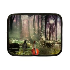 Last Song Netbook Case (small) by Ancello