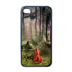 Last Song Apple Iphone 4 Case (black) by Ancello