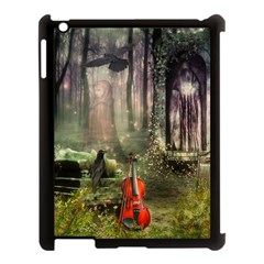 Last Song Apple Ipad 3/4 Case (black) by Ancello