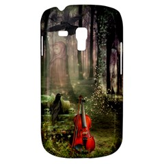 Last Song Samsung Galaxy S3 Mini I8190 Hardshell Case by Ancello