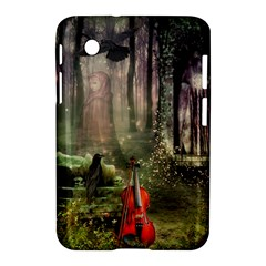 Last Song Samsung Galaxy Tab 2 (7 ) P3100 Hardshell Case  by Ancello