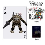Bioshock - Playing Cards 54 Designs
