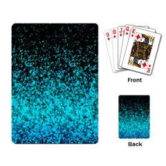 Glitter Dust 1 Playing Cards Single Design by MedusArt