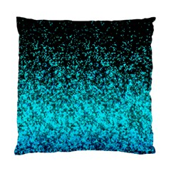 Glitter Dust 1 Cushion Case (two Sided)  by MedusArt