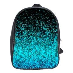 Glitter Dust 1 School Bag (large)