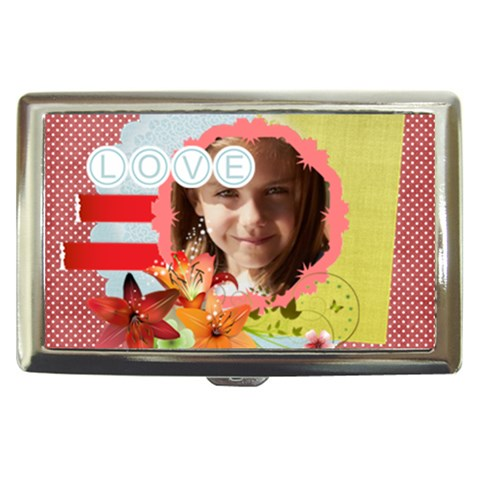 Love By Joely   Cigarette Money Case   1m4qeggt9130   Www Artscow Com Front