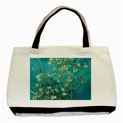 Vincent Van Gogh Blossoming Almond Tree Classic Tote Bag by MasterpiecesOfArt