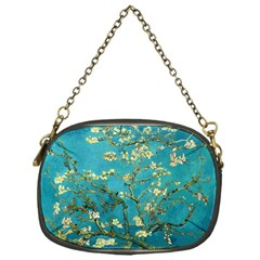 Vincent Van Gogh Blossoming Almond Tree Chain Purse (one Side) by MasterpiecesOfArt