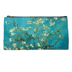 Vincent Van Gogh Blossoming Almond Tree Pencil Case by MasterpiecesOfArt