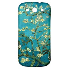 Vincent Van Gogh Blossoming Almond Tree Samsung Galaxy S3 S Iii Classic Hardshell Back Case by MasterpiecesOfArt