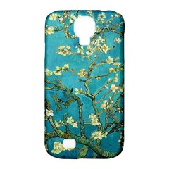 Vincent Van Gogh Blossoming Almond Tree Samsung Galaxy S4 Classic Hardshell Case (pc+silicone) by MasterpiecesOfArt
