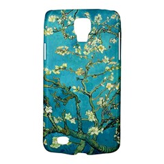 Vincent Van Gogh Blossoming Almond Tree Samsung Galaxy S4 Active (i9295) Hardshell Case by MasterpiecesOfArt