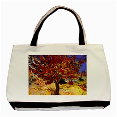 Vincent Van Gogh Mulberry Tree Classic Tote Bag by MasterpiecesOfArt