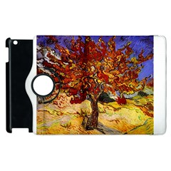 Vincent Van Gogh Mulberry Tree Apple Ipad 2 Flip 360 Case by MasterpiecesOfArt