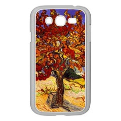 Vincent Van Gogh Mulberry Tree Samsung Galaxy Grand Duos I9082 Case (white) by MasterpiecesOfArt