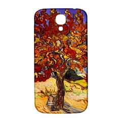 Vincent Van Gogh Mulberry Tree Samsung Galaxy S4 I9500/i9505  Hardshell Back Case by MasterpiecesOfArt