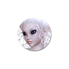 Fairy Elfin Elf Nymph Faerie Golf Ball Marker 10 Pack by goldenjackal