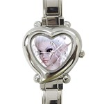 Fairy Elfin Elf Nymph Faerie Heart Italian Charm Watch