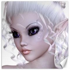Fairy Elfin Elf Nymph Faerie Canvas 20  X 20  (unframed) by goldenjackal