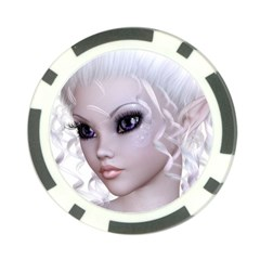 Fairy Elfin Elf Nymph Faerie Poker Chip
