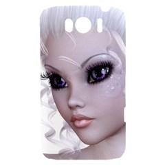 Fairy Elfin Elf Nymph Faerie HTC Sensation XL Hardshell Case