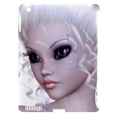 Fairy Elfin Elf Nymph Faerie Apple Ipad 3/4 Hardshell Case (compatible With Smart Cover) by goldenjackal