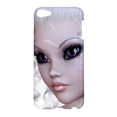 Fairy Elfin Elf Nymph Faerie Apple Ipod Touch 5 Hardshell Case by goldenjackal