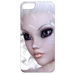Fairy Elfin Elf Nymph Faerie Apple Iphone 5 Classic Hardshell Case by goldenjackal