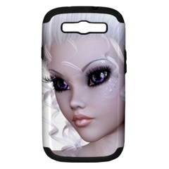 Fairy Elfin Elf Nymph Faerie Samsung Galaxy S Iii Hardshell Case (pc+silicone) by goldenjackal