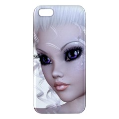 Fairy Elfin Elf Nymph Faerie Iphone 5 Premium Hardshell Case by goldenjackal