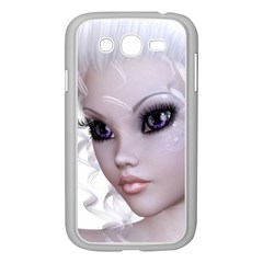 Faerie Nymph Fairy Samsung Galaxy Grand Duos I9082 Case (white) by goldenjackal