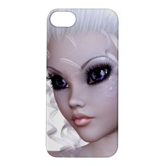 Faerie Nymph Fairy Apple Iphone 5s Hardshell Case by goldenjackal