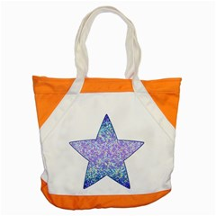 Glitter2 Accent Tote Bag by MedusArt