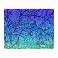 Grunge Art Abstract G57 Small Glasses Cloth (2 Sides) by MedusArt
